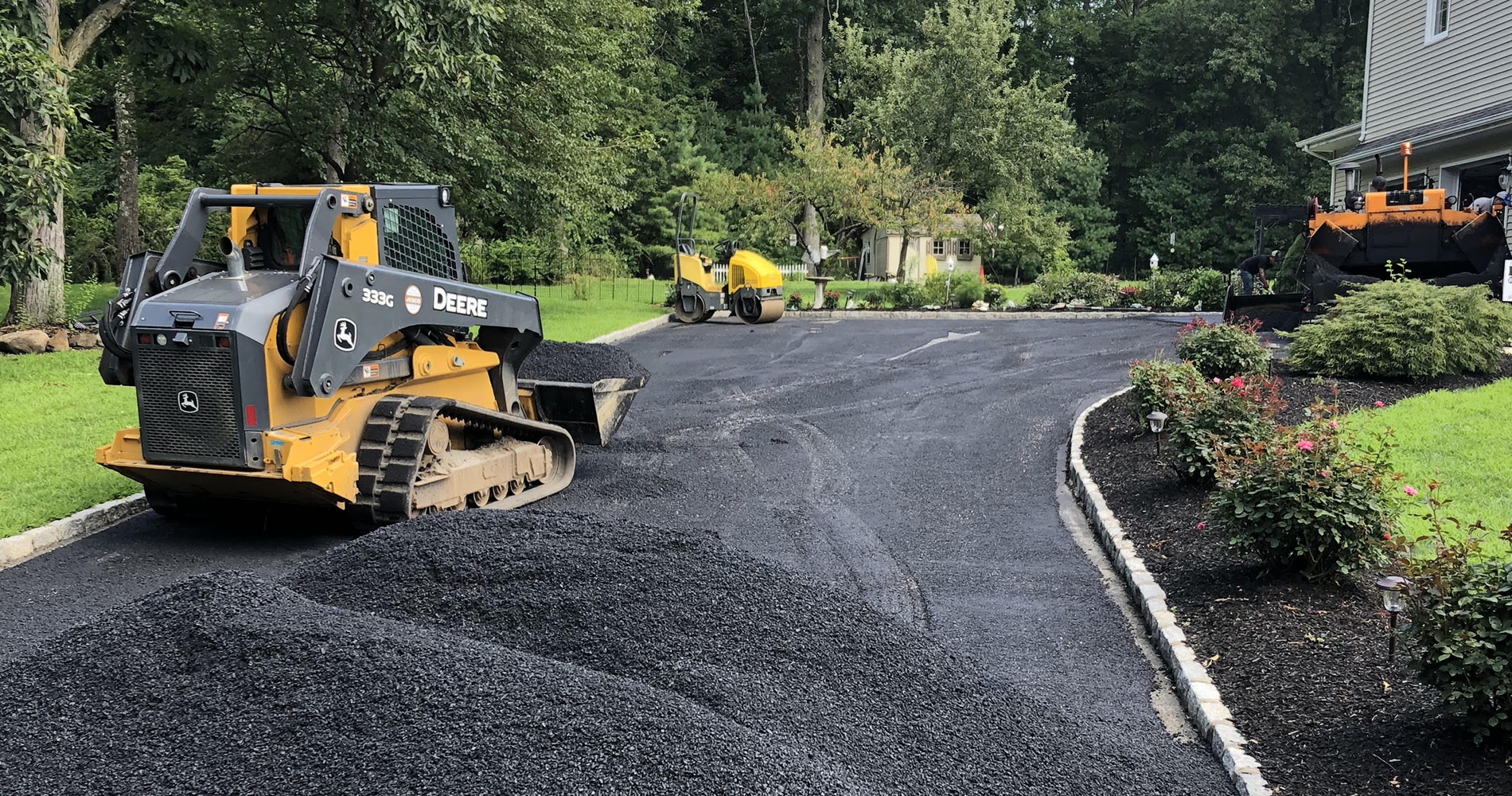 Paving Contractor NJ